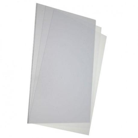 Paksud läbipaistvad lehed