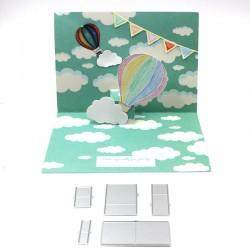 Lõiketerad 3D piltidega kaartide valmistamiseks