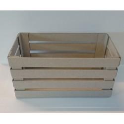 Paksust papist dekotatiivse kasti valmistamise komplekt