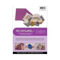 Crafter's Companion The Enveloper Pro Scoreboard ümbrikute valmistamiseks