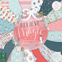 First Edition 30x30 cm paberiplokk - Believe In Magic