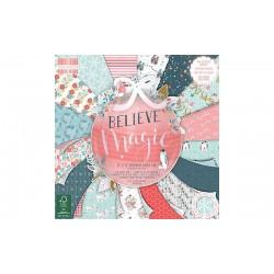 First Edition 20x20 cm paberiplokk - Believe In Magic